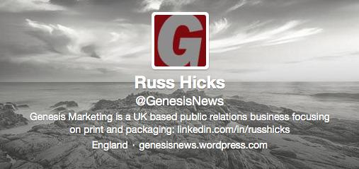 GenesisTwitter